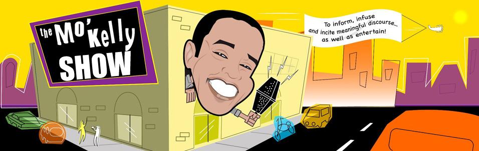 Episode 12: Self Confidence & Radio Host MO'Kelly from KFI